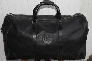 Roots premium leather Banff Bag