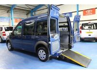 Ford Tourneo connect wheelchair vehicle / car diesel mobility accessible vehicle