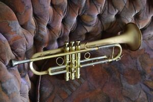 Carol Brass professional Bb trumpets, awesome players!