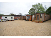 NEW Sunrise Lodge | 38x12 Mobile Annexe | 2 bed Static Log Cabin For Sale