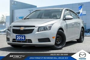 2014 Chevrolet Cruze 1LT VALUE PRICED*GREAT SHAPE*
