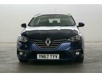 2017 Renault Megane 1.5 dCi Dynamique Nav Estate Diesel Manual