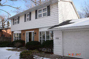 Executive Home close to Queens/KGH & Downtown available now