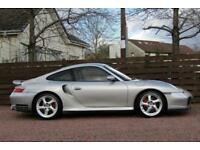 2005 Porsche 911 3.6 996 Turbo Tiptronic S AWD 2dr
