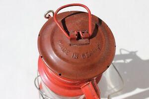 """VINTAGE 1950s KEROSENE """"BAT"""" LANTERN London Ontario image 2"""