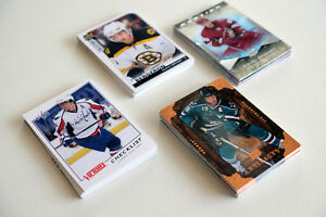 Cartes de hockey 2008-09 - 4 lots divers