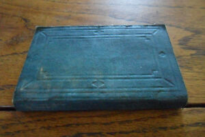 Antique 1880 bible Kitchener / Waterloo Kitchener Area image 3