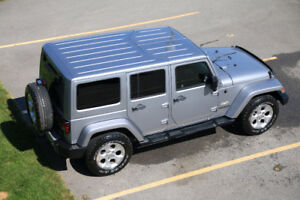 2014 Jeep Wrangler Unlimited Sahara*2 Toits*Automatique*GPS*