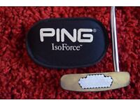 Ping Darby F Isoforce Face Balanced Golf Putter