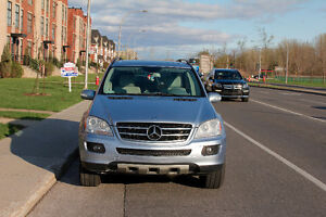 2007 Mercedes-Benz M-Class 350 SUV, Crossover