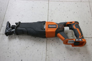 *TOOL* Rigid R8641 18V Cordless Orbital Reciprocating Saw-14738