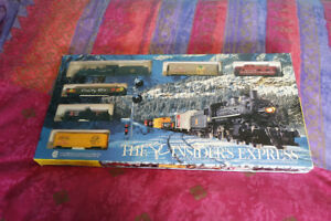 President's Choice Train Sets - Unopened