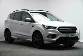 image for 2017 67 FORD KUGA *PANORAMIC ROOF* 2.0 ST-LINE X TDCI 5D 177 BHP DIESEL
