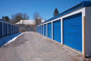 Self Storage Units for Rent - Kirkfield - First Month FREE