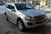 2010 Mercedes ML350 SUV, Two sets of new tires!