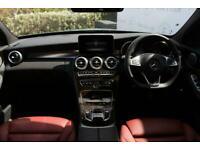 2015 Mercedes-Benz C Class C250 BlueTEC AMG Line Premium Plus 4dr Auto Saloon Di