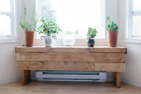 Customizable Herb Table - Free Delivery From Victoria to Comox