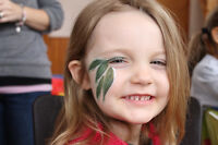 Face-Painting - Party Works! $125! 21-45 faces