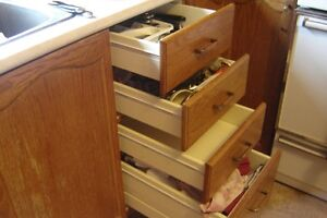 MAKE YOUR KITCHEN MORE USER FRENDLY--CUSTOM MADE ROLLING SHELVES Peterborough Peterborough Area image 6