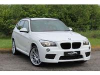BMW X1 2.0TD ( 181bhp ) 2012MY xDrive20d M Sport