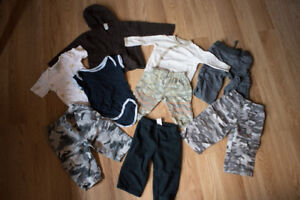 Baby Boy Clothing Lot 6-9 Months