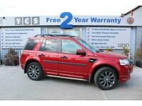 2013 Land Rover Freelander 2 2.2 TD4 DYNAMIC 5d 150 BHP (FREE 2 YEAR WARRANTY) E
