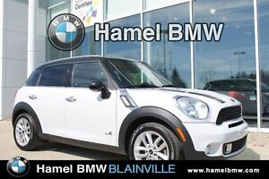Mini Cooper Countryman AWD 4dr S ALL4 2013