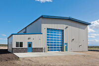 ORDER YOUR STEEL BUILDING BEFORE WINTER