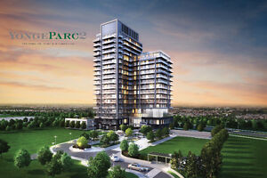 Yonge Parc 2 Condos VIP SALE ON SALE NOW