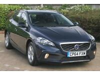 2014 Volvo V40 2.0 D3 Cross Country SE Diesel blue Automatic