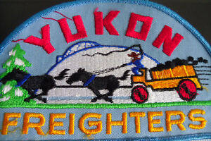 """YUKON FREIGHTER"" - 1975 6"" RETRO CREST FOR SALE"