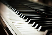 Offering Piano Lessons for Fall 2015!