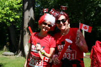Canada Day Run & Celebration