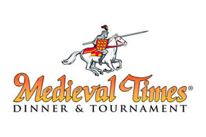 MEDIEVAL TIMES 50% OFF