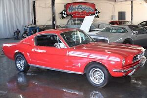 Looking for a mustang pony or fastback as a project car