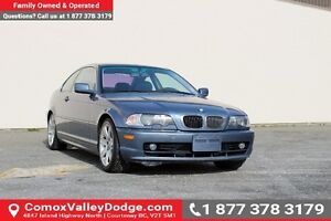 2002 BMW 325 ci HEATED SEATS, SUNROOF, KEYLESS ENTRY