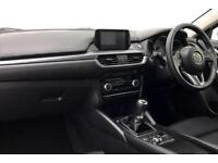 2015 Mazda 6 2.0 SE-L 5dr Petrol silver Manual