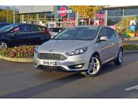 2016 FORD FOCUS Ford Focus 1.0 EcoBoost [125] Zetec 5dr Auto [Appearance Pack]