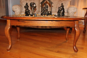 Solid oak living room tables Kingston Kingston Area image 5