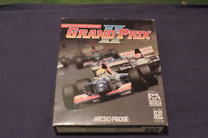 World circuit racing, Grand prix II
