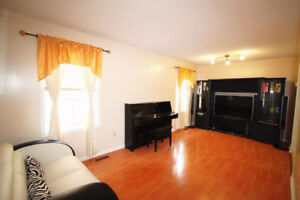 Hurontario & Barondale Four Bedroom House For Rent