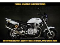 2009 58 YAMAHA XJR1300 0% DEPOSIT FINANCE AVAILABLE