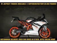 2015 15 KTM RC 390 0% DEPOSIT FINANCE AVAILABLE