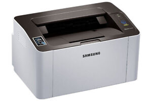 Samsung - M2020W Xpress Wireless Monochrome Laser Printer