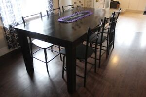 Dinning/kitchen room table