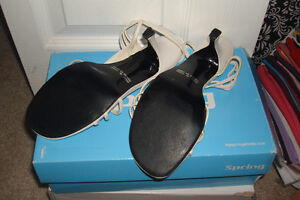 White Sandals London Ontario image 3
