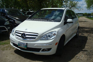 2007 Mercedes-Benz B200 Turbo