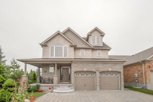 Gorgeous two & a half storey home in a quiet family neighbourho