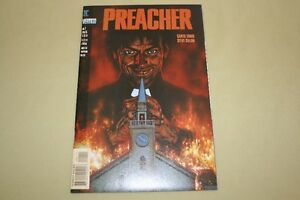 Preacher Comic Number One