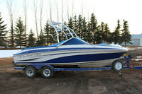"""2008 TAHOE Q6 SPORT BOAT - 20'7"""" -Excellent Condition, Light Use"""
